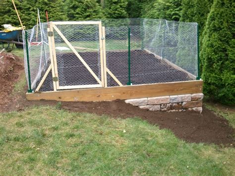 vegetable garden on slope best ideas about backyard vegetable garden design slope