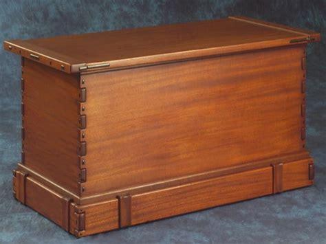 wood work plans  wood chest  plans