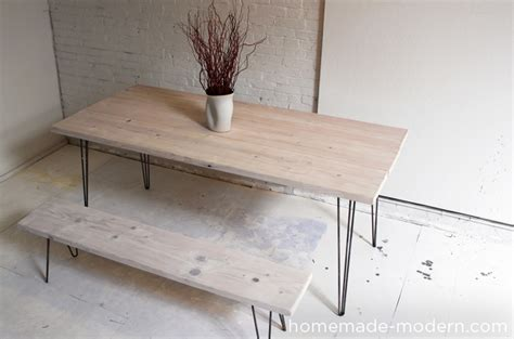 hairpin bench legs image gallery hairpin table legs