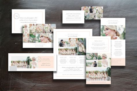 Great Marketing Templates For Photographers Deals Free Photography Marketing Templates 2