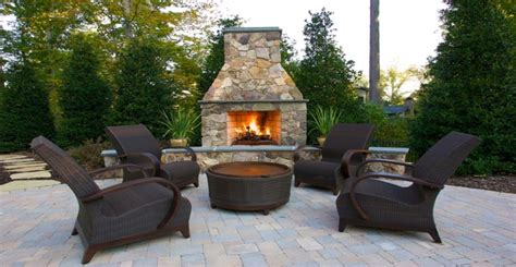 Outdoor Ventless Fireplace by Isokern Outdoor Fireplaces Lahazza Hearth Stonelahazza