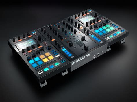 Instruments Traktor Kontrol D2 traktor kontrol d2 with color display is official costs us 499 cdm create digital