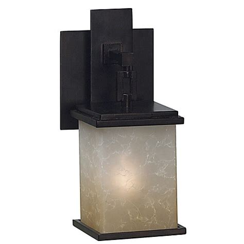 oil rubbed bronze sconces for the bathroom kenroy home plateau 1 light bath sconce in oil rubbed