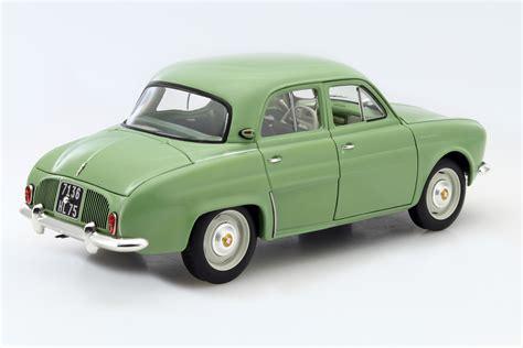 1958 renault dauphine renault dauphine 1958 ash green die cast model norev
