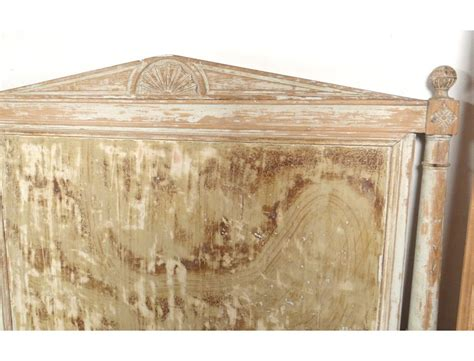 shell bed executive bed lacquered wood carved shell flower bed