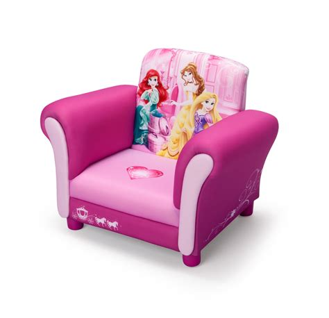 Princess Upholstered Chair by Disney Upholstered Chair Princesses
