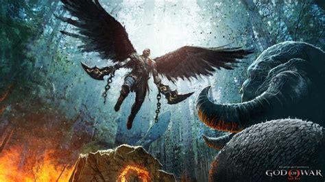 god  war  wallpaper  background image