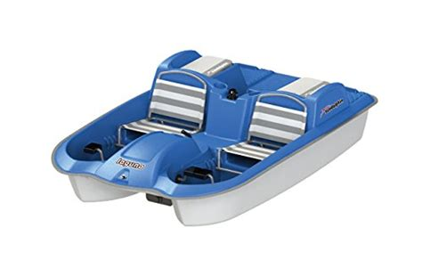 sun dolphin boat dealers sun dolphin laguna 5 seat pedal boat blue sporting goods