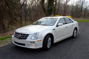 2010 Cadillac Sts 2010 Cadillac Sts Exterior Pictures Cargurus