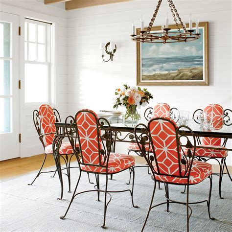 Shiplap Dining Room Wall Coral And White Shiplap Dining Room 15 Shiplap Wall