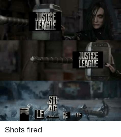 Shots Fired Meme - funny justice league memes of 2017 on sizzle league meme