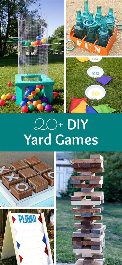 new backyard games 20 diy yard games plus classic lawn games to buy