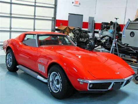 1969 chevrolet corvette antique car easton ct 06612