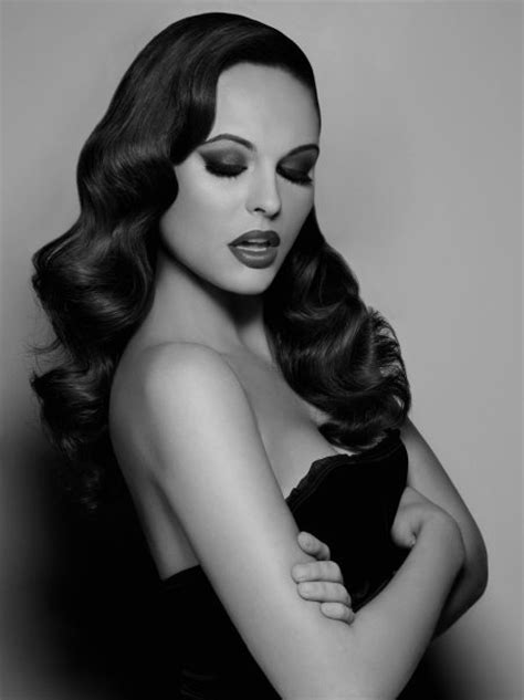 old holloywood glam hairstyles old hollywood glam hairdos pinterest