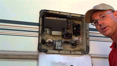 all seasons mobile rv repair atwood water heater will not