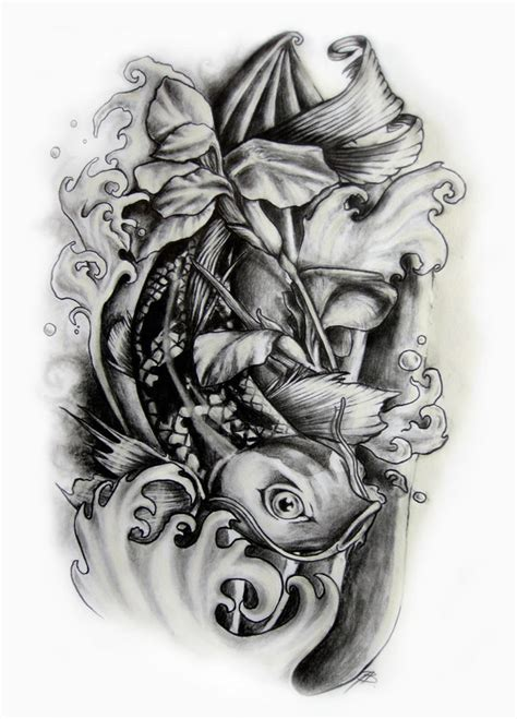 tattoo art gallery designs cool zone japanese koi fish designs gallery