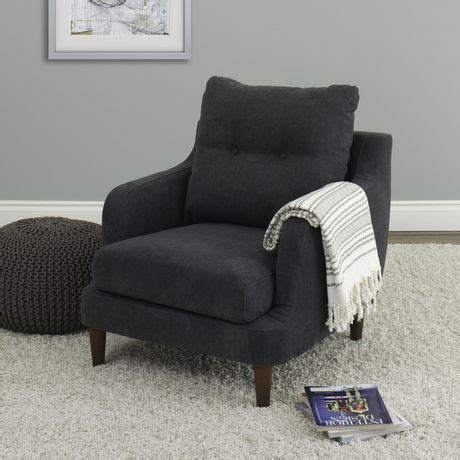 navy blue accent chair canada corliving sloped armrest navy blue chenille