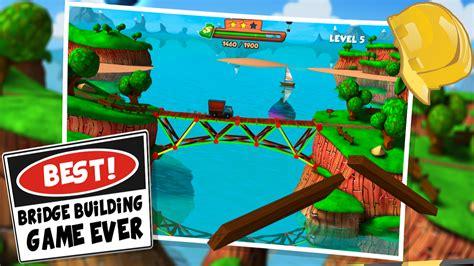 bridget constructor best bridge building game bridge builder simulator android apps on google play