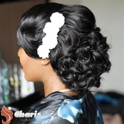Wedding Hairstyles For 50 by 50 Superb Black Wedding Hairstyles