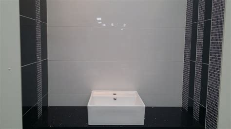 white bathroom wall tile white gloss rectified 300x600 ceramic tile budget tiles