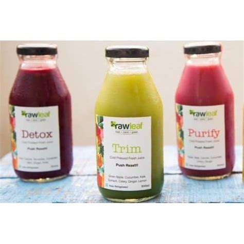Detox Juice India by Top 10 Cold Pressed Juice Brands In India
