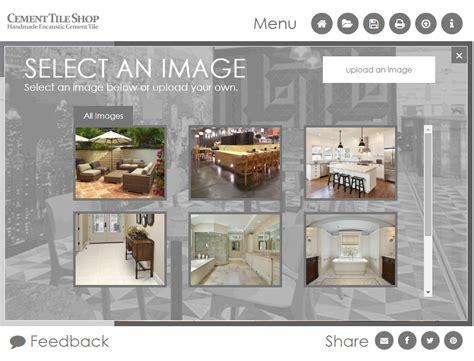 room size visualizer cement tile shop room visualizer cement tile shop