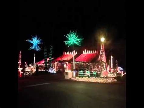 christmas lights with radio station mouthtoears com