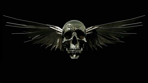 expendables movie skull wings wallpaper 1920x1080