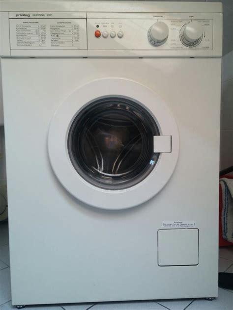 Waschmaschine Privileg Sensation 4417 waschmaschine privileg sensation waschmaschine privileg