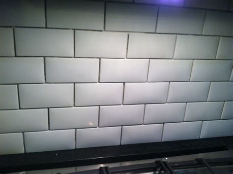 pillowed subway tile olson pinterest tile  subway