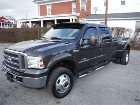 find   ford  crew dually  diesel