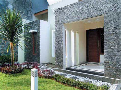 model teras depan rumah minimalis  menawan rumah minimalis mewah