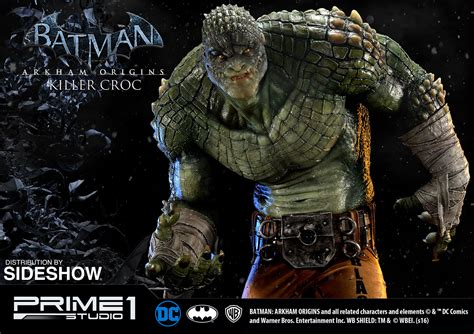 killer toyz batman arkham origins toys killer croc www imgkid