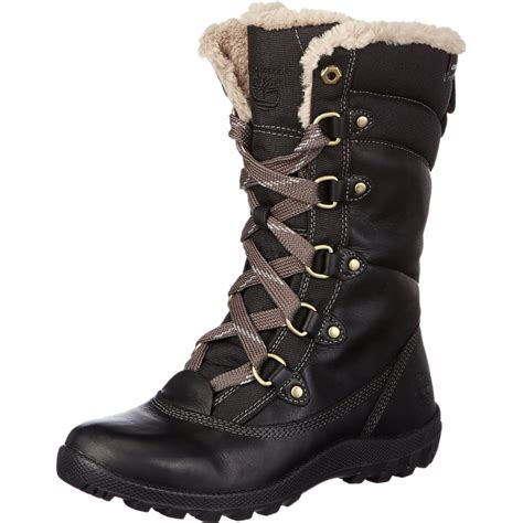 womans winter boot timberland mount mid leather waterproof boot