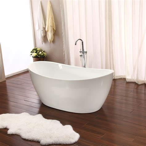 free standing bathtubs tubs and more flo freestanding bathtub get 35 40 today