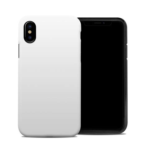 solid state white iphone xs hybrid istyles