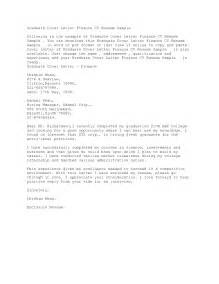 financial analyst cover letter exle current resume formats 2014 exles resumes financial