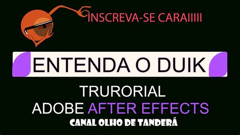 tutorial after effects duik tutorial duik adobe after effects para anima 231 227 o em desenho