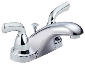 bathroom faucet brands brand new delta foundations b2510lf two handle centerset lavatory faucet chrome ebay