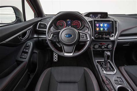 2017 subaru impreza sedan interior 2017 subaru impreza 7 reasons to get the hatch and skip