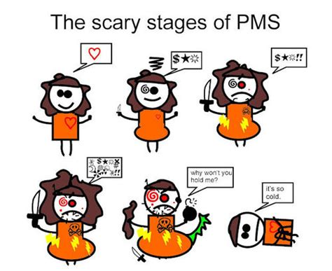 Funny Pms Memes - pms punish men severely from lanie in korea lol2