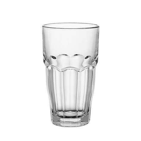 serigrafia bicchieri bicchiere 37 cl rock bar bormioli conf 6