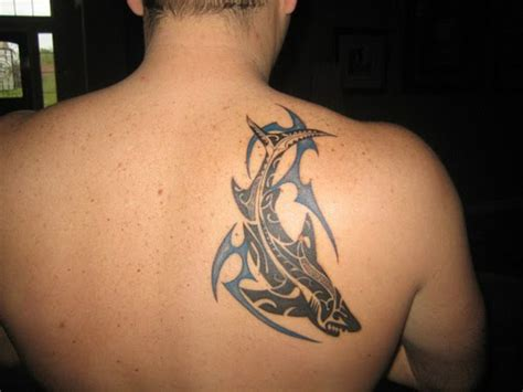 tribal fish tattoos for men tribal fish only tribal