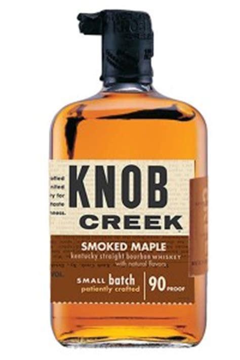 knob creek bourbon introduces knob creek smoked maple