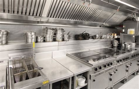 cucine industriali roma cucine industriali cappe aspiranti per cucine