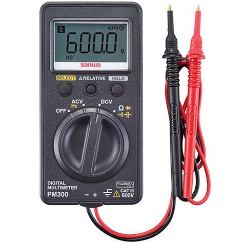 Digital Multitester Multimeter Avometer Dekko Pm 18 Pocket Type sanwa meter digital