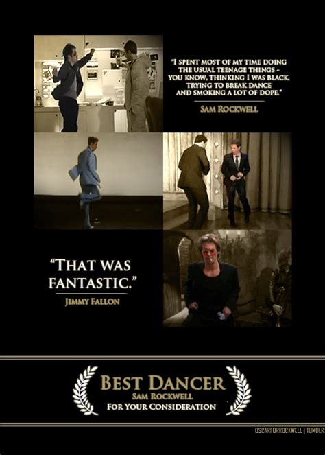 sam rockwell dancing 17 best images about sam rockwell on pinterest