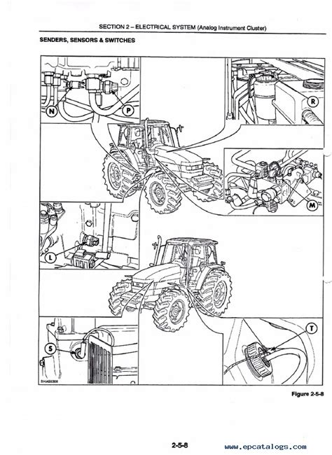Ford 7740 Wiring Diagram Ford Auto Wiring Diagram