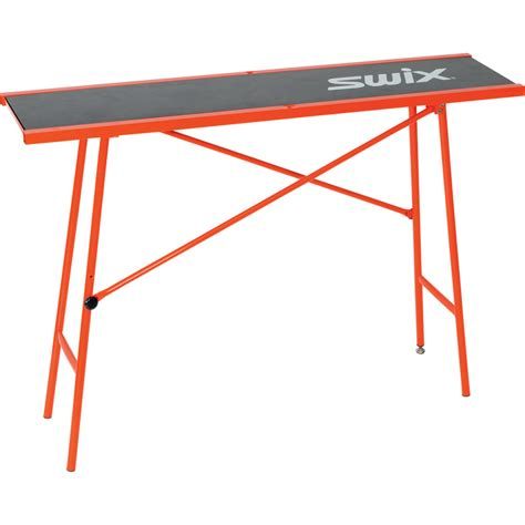 swix waxing table small vises tuning accessories