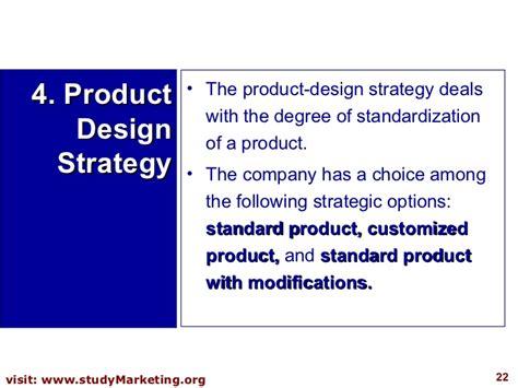 product layout strategy marketing strategy